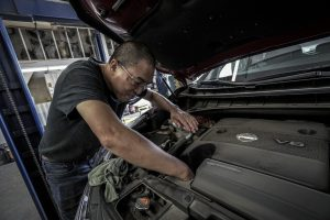 auto repair, oil change, oil